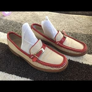 Joan & David Italian loafers